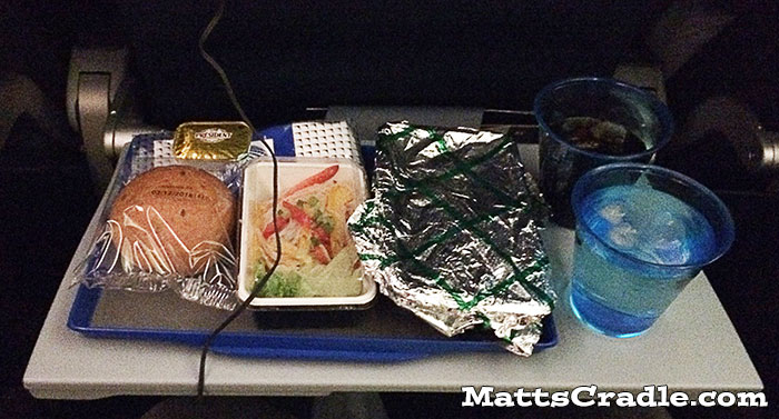 united airline food