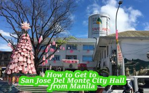 how to go to san jose del monte bulacan