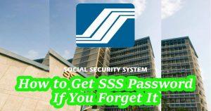 sss password reset
