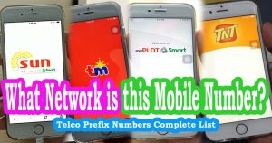 what network is this mobile number philippines