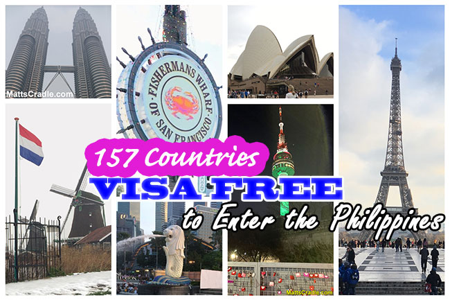 philippine visa requirements for foreigners