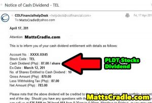 how to invest in stock market philippines PLDT