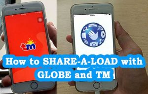 how to share a load globe tm