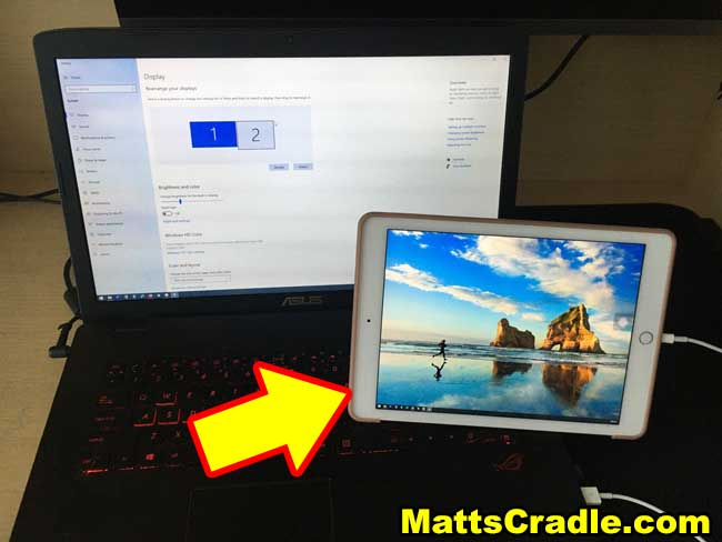 how-to-use-ipad-as-second-screen-for-windows-pc