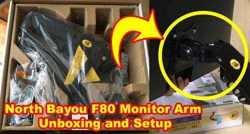 north-bayou-f80-setup-unboxing-philippines