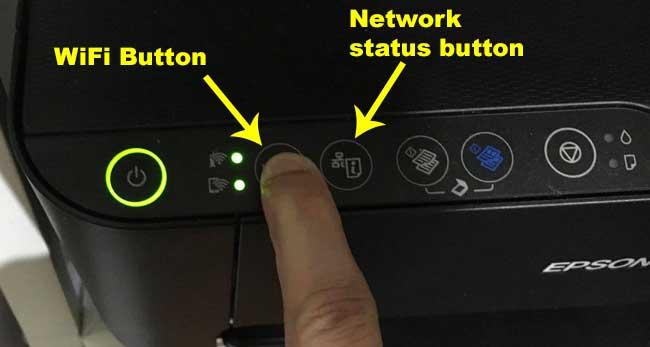 epson printer wifi direct setup