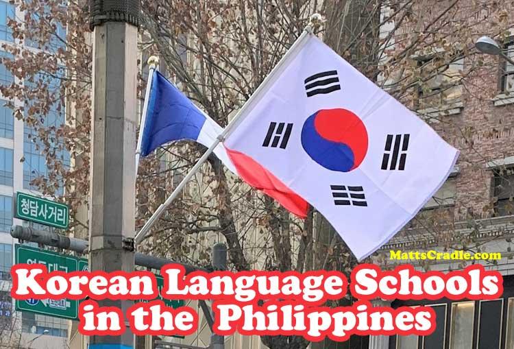korean language training tesda philippines