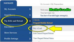 buy a prepaid mobile load