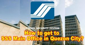 how to get to sss main office